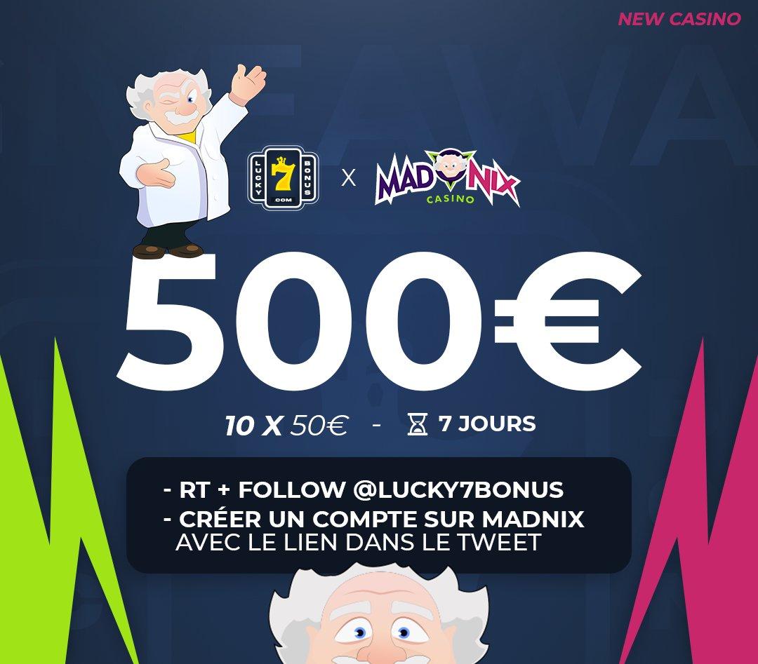 bonus madnix